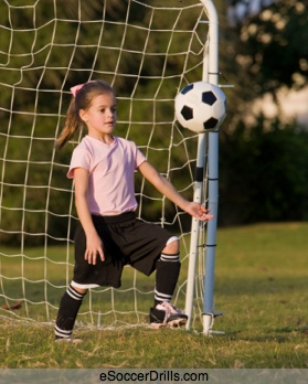 Kid's Soccer Drills